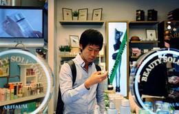 Nam giới tại Hàn Quốc chú trọng chăm sóc sắc đẹp