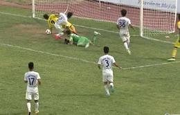 Xem lại bàn thắng gây tranh cãi của Đình Tùng khiến HAGL ôm hận