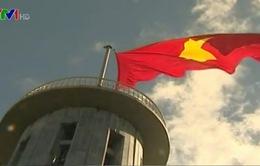 Đặc biệt Lễ chào cờ tại Cột cờ Quốc gia Lũng Cú