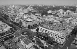 Chùm ảnh đen trắng tuyệt đẹp về TP Hồ Chí Minh