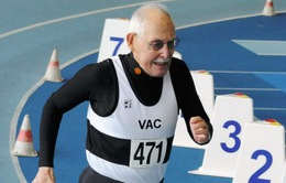 Cụ ông 95 tuổi khỏe nhất thế giới lập kỷ lục mới