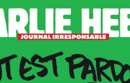Ấn phẩm mới của Charlie Hebdo gây tranh cãi
