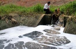 Hàng trăm nghìn m3 chất thải công nghiệp xả ra môi trường mỗi ngày