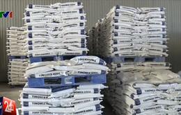 Phát hiện cơ sở sản xuất thức ăn chăn nuôi nghi chứa chất cấm
