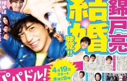 """Dải phim Nhật Bản """"hot"""" lên sóng VTV6"""
