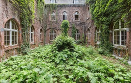 Những chốn bỏ hoang đầy huyền bí ở châu Âu
