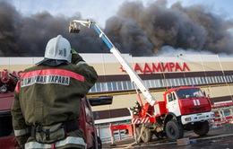 CH Tatarstan công bố quốc tang sau vụ cháy trung tâm thương mại