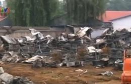 Trung Quốc: Cháy viện dưỡng lão, 38 người thiệt mạng