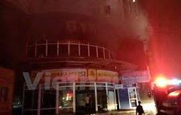 Cháy chung cư VIMECO: Chuông báo, vòi nước chữa cháy không hoạt động