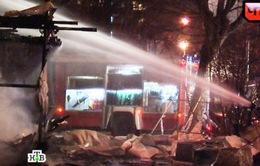 Cháy bệnh viện tâm thần ở Nga, ít nhất 23 người thiệt mạng