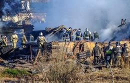 Cháy bệnh viện tâm thần tại Nga, 23 người thiệt mạng