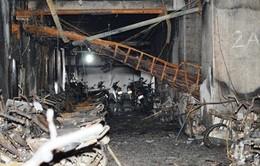 Đền bù tối đa 70% giá trị phương tiện bị cháy cho người dân Xa La