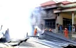 Đồng Tháp: Cháy nhà, 1 bé gái tử vong