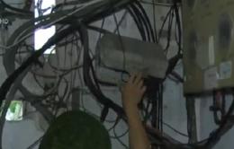 Gia tăng cháy nổ do chập điện tại TT-Huế