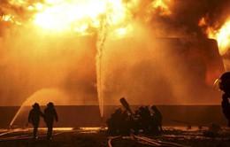 Trung Quốc: Cháy chung cư khiến gần 20 người thương vong