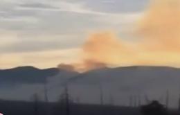 Mỹ: Cháy rừng lan rộng tại vườn quốc gia Glacier