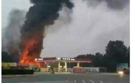 Trung Quốc: Cháy viện dưỡng lão, ít nhất 38 người tử vong