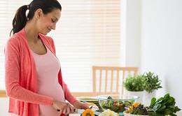 Dinh dưỡng hợp lý cho bà bầu