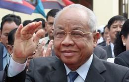 Chủ tịch Đảng Nhân dân Campuchia gửi Điện mừng tới Tổng Bí thư Nguyễn Phú Trọng