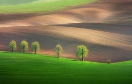 Đắm mình trong khung cảnh thơ mộng ở miền quê CH Czech