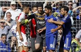 Diego Costa và Gabriel cùng đối mặt với án phạt nặng từ FA