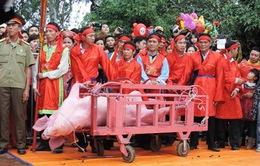 Bắc Ninh sẽ thay đổi một phần nghi thức chém lợn