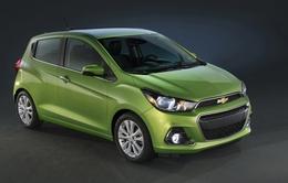 Chevrolet Spark 2016 thay đổi mạnh mẽ về thiết kế