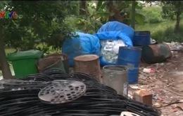 Giải pháp xử lý nhiễm độc chì tại Hưng Yên