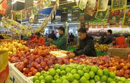 CPI Hà Nội tháng 12 giảm 0,03%