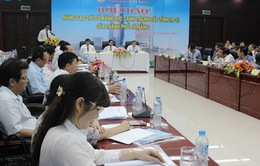 Đà Nẵng:Hội thảo nâng cao chỉ số năng lực cạnh tranh cấp tỉnh