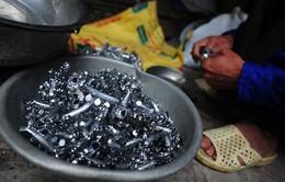 Xét nghiệm nhiễm độc chì cho trẻ em ở Hưng Yên