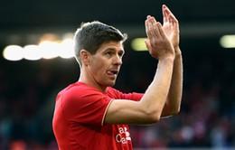 Khoảnh khắc chia tay Liverpool đầy nước mắt của Gerrard
