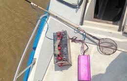 Truy quét nhiều phương tiện đánh bắt cá trái phép