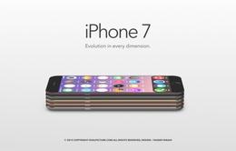 Độc đáo ý tưởng thiết kế iPhone 7