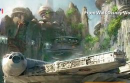 """""""Chiến tranh giữa các vì sao"""" có mặt tại công viên Disney"""