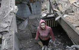 Ukraine: Cuộc sống người dân trong chiến sự