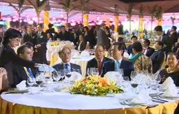 Chiêu đãi cấp Nhà nước các đại biểu tham dự IPU-132