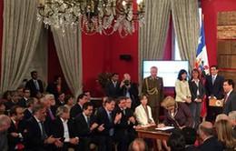 Quốc hội Chile thông qua cải cách bầu cử lớn