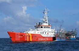 Bến Tre: Chìm tàu cá, 1 người thiệt mạng, 1 người mất tích