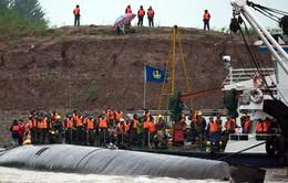 Trung Quốc:Không còn cơ hội tìm thấy người sống sót trong vụ chìm tàu