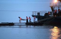 431 người được xác định thiệt mạng trong vụ chìm tàu ở Trung Quốc