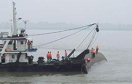 7 người thiệt mạng trong vụ chìm tàu ở Trung Quốc