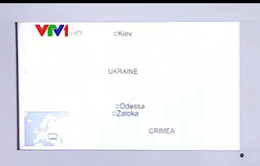 Chìm tàu chở khách tại Ukraine, 12 người thiệt mạng
