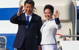 Chủ tịch Trung Quốc tới Washington, Mỹ