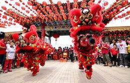 Múa Lân Sư Rồng - Nét văn hóa đặc trưng Tết Nguyên đán tại ASEAN