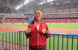 Những VĐV Việt Nam gây ấn tượng ở ASEAN Paragames 2015