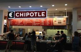 Chuỗi cửa hàng ăn nhanh Chipotle làm lây lan vi khuẩn E.coli