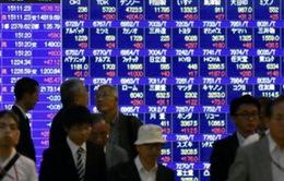Chỉ số Nikkei chạm mốc 20.000 điểm