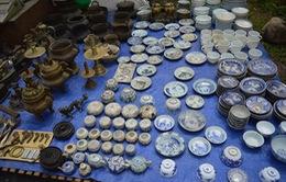 Chợ phiên đồ xưa Đà thành lần đầu tiên tại Đà Nẵng