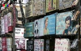 Portobello - Khu chợ nổi tiếng từ bộ phim Notting Hill